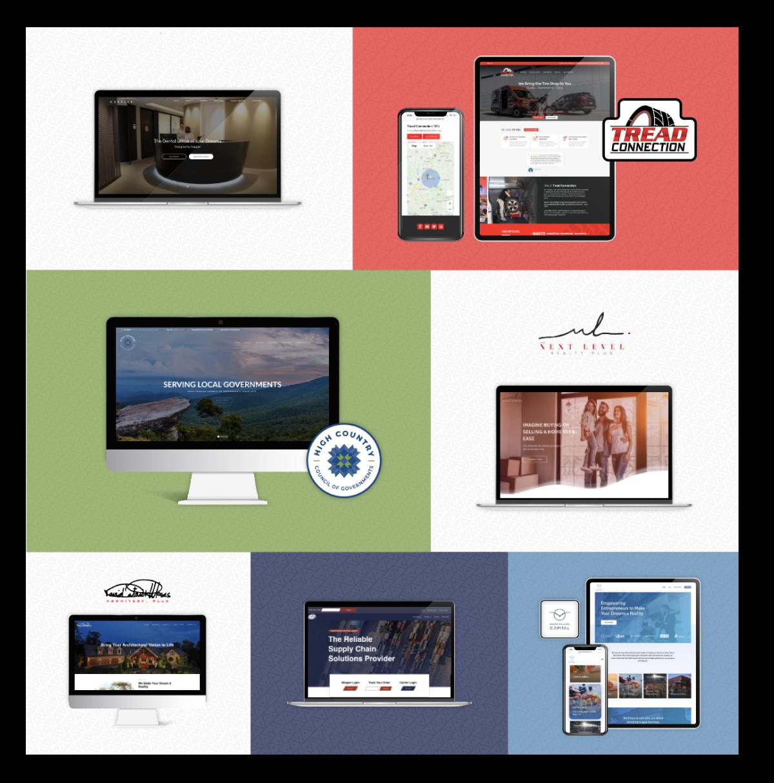 web_design_portfolio_collage_charleston